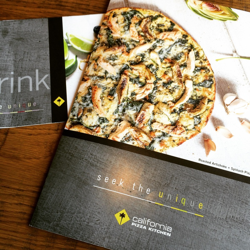 California Pizza Kitchen Curbside