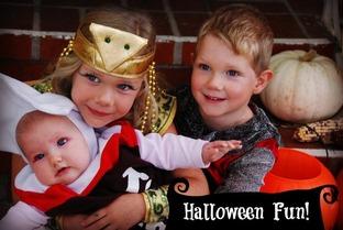 31 Days of Halloween Fun