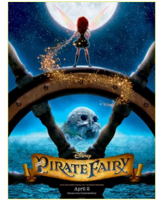 Family Film At The Library - The Pirate Fairy @ Buena Vista Branch Library | Burbank | California | United States