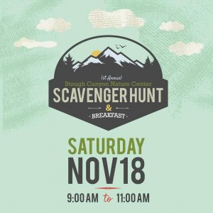 Stough Canyon Nature Center Scavenger Hunt & Breakfast @ Stough Canyon Nature Center  | Burbank | California | United States