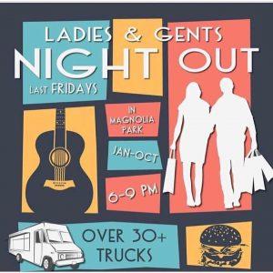 Ladies & Gents Night Out - Magnolia Park Burbank @ Magnolia Park Burbank