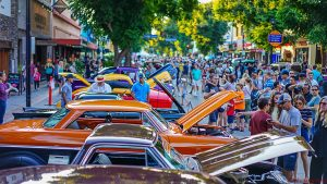 Downtown Burbank Car Classic @ Downtown Burbank - San Fernando Blvd