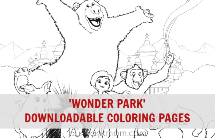 - Downloadable Coloring Pages For 'Wonder Park' In Theaters March 15th  Burbank Mom