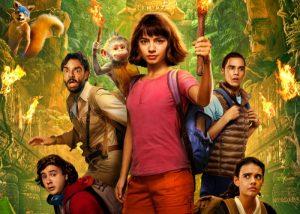 Dora Movie Poster
