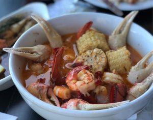 Killer Shrimp Marina Del Rey California