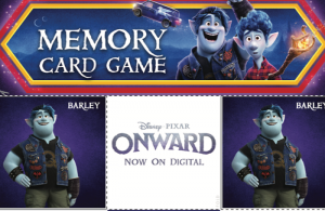 onward activity pages