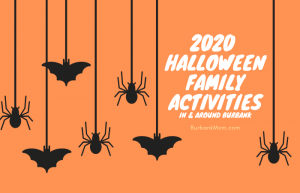 2020 Halloween In and Around Burbank