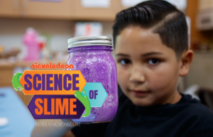 Nickelodeon science of slime