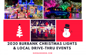 Burbank Christmas Lights